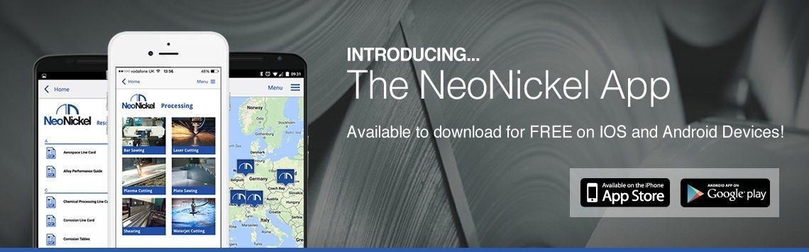 Download the Free NeoNickel App