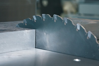 Plate Sawing