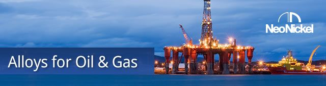 Alloys for Oil and Gas