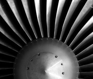 Common uses may include: aircraft gas turbines.