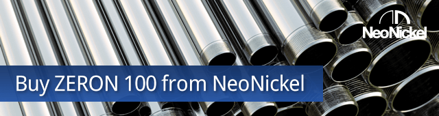 Buy ZERON® 100 from NeoNickel