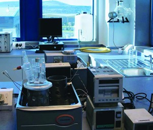 Our laboratories