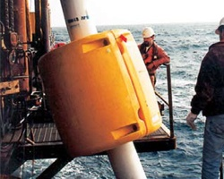 ZERON® 100 Fasteners - Regularly used in submerged marine applications