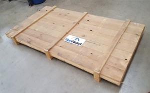 Heat Treated Wooden Sheet Boxes
