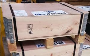 Heat Treated Wooden Pallets/collars/lids